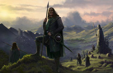 Rangers of Arthedain (Rangers of the North 4)