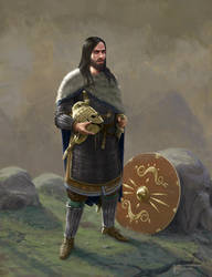 Turin and the Dragon-helm of Dor-lomin