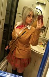 Meiko selfie
