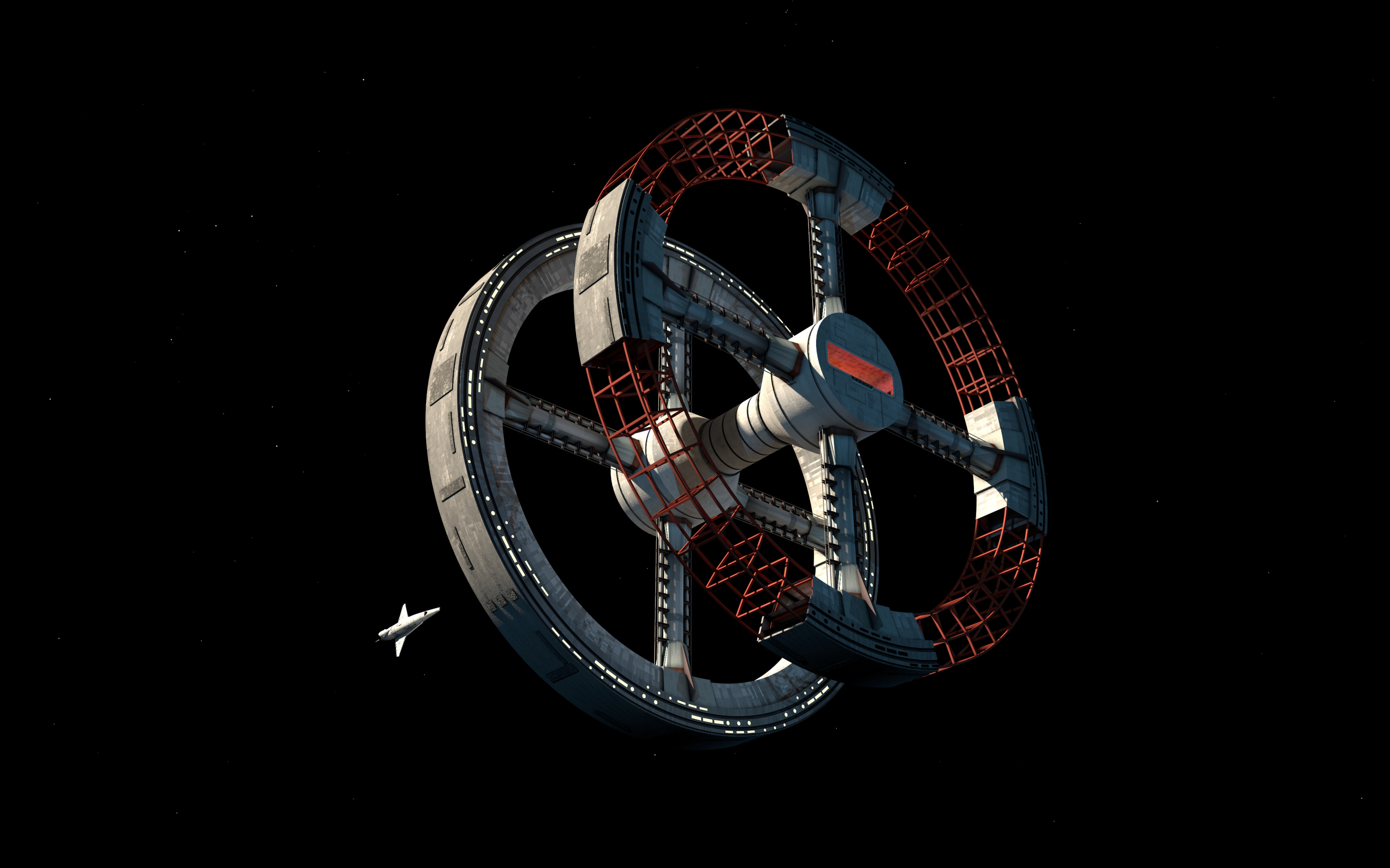 Space Odyssey Spacecraft 2001 a Space Odyssey by m