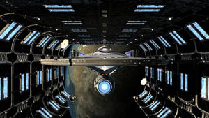 Thrusters at Station Keeping