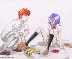 Ichigo x Rukia I Fell