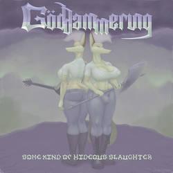 GodDAMmerung by DarkAldebaran