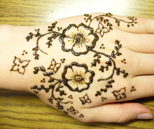 tattoo elfi. Mehndi II by ~winged-Elfi on deviantART