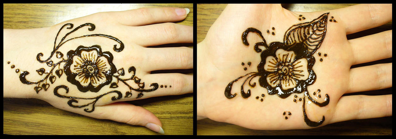 Fatina - Americo Tattoo L'Aquila Mehndi VIII by ~winged-Elfi on deviantART
