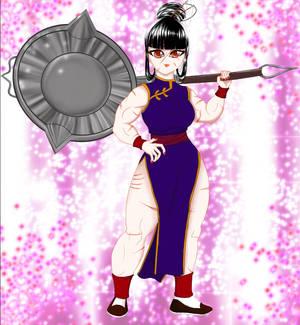 Buff Waifu Queen Chi-Chi