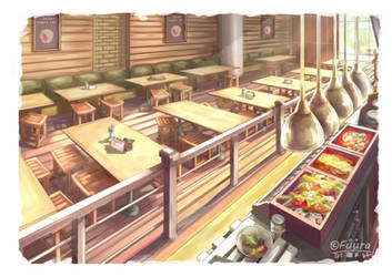 Udon Restourant by AFD42