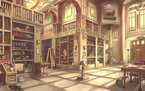 Golden Library