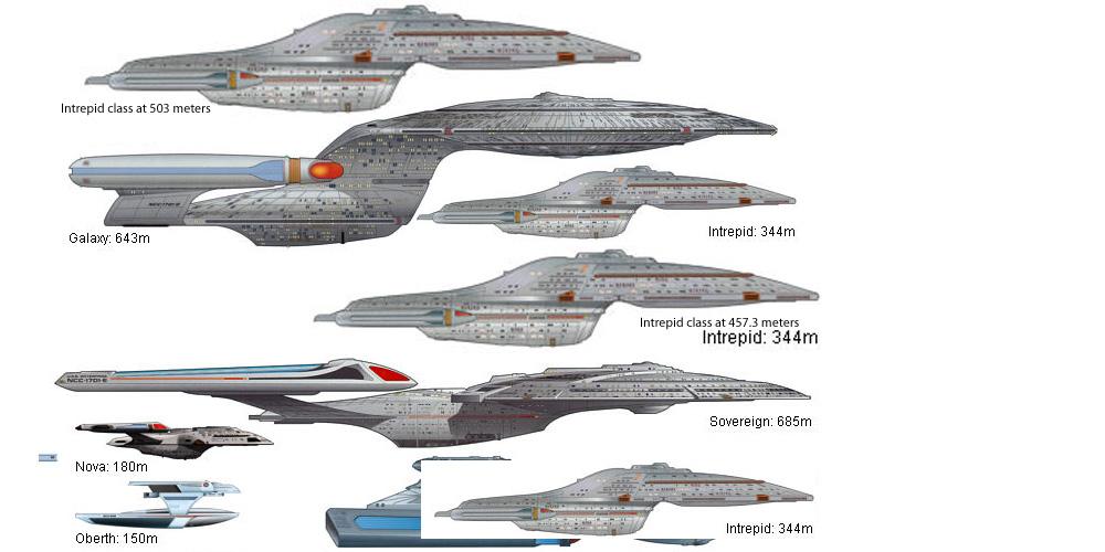 star destroyer enterprise size comparison - photo #21