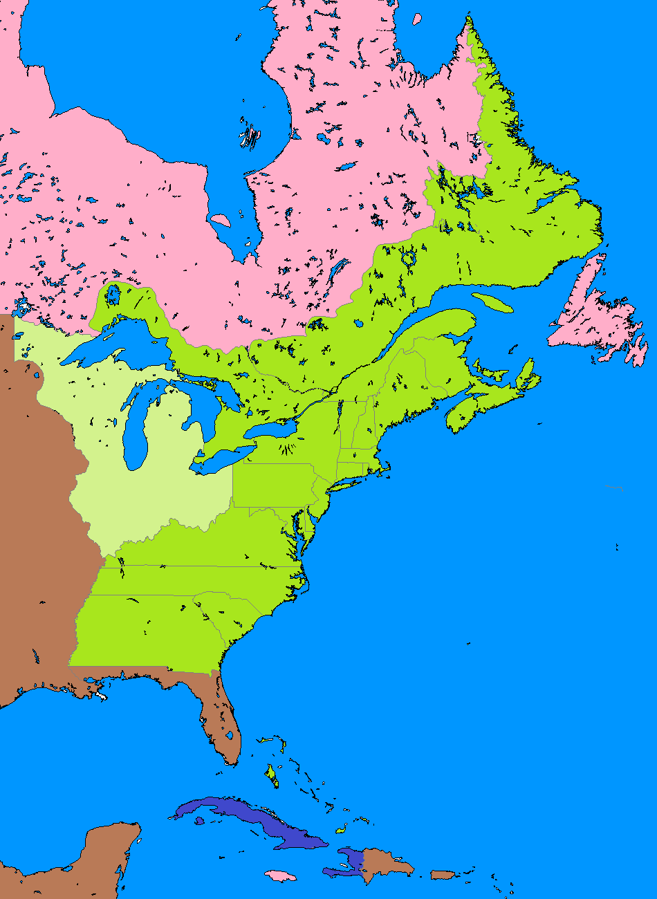 Alternate Usa Map Request Alternate History Discussion