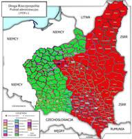 East and West Poland