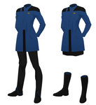 Chief Medical Officer's working tunic