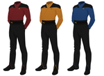 Class B Officer's Wraparound (male) (Star Trek)