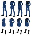 Star Trek concept Counselor's Uniform