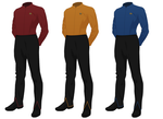 Class A Starfleet Uniform undershirt (male)