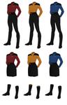 Concept Uniform, Female Officer's Wraparound