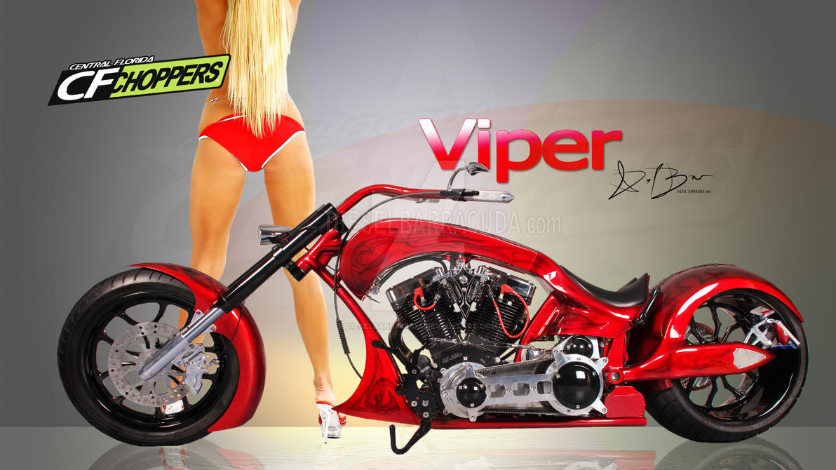Full HD Wallpaper CFC Viper by DieselBarracuda