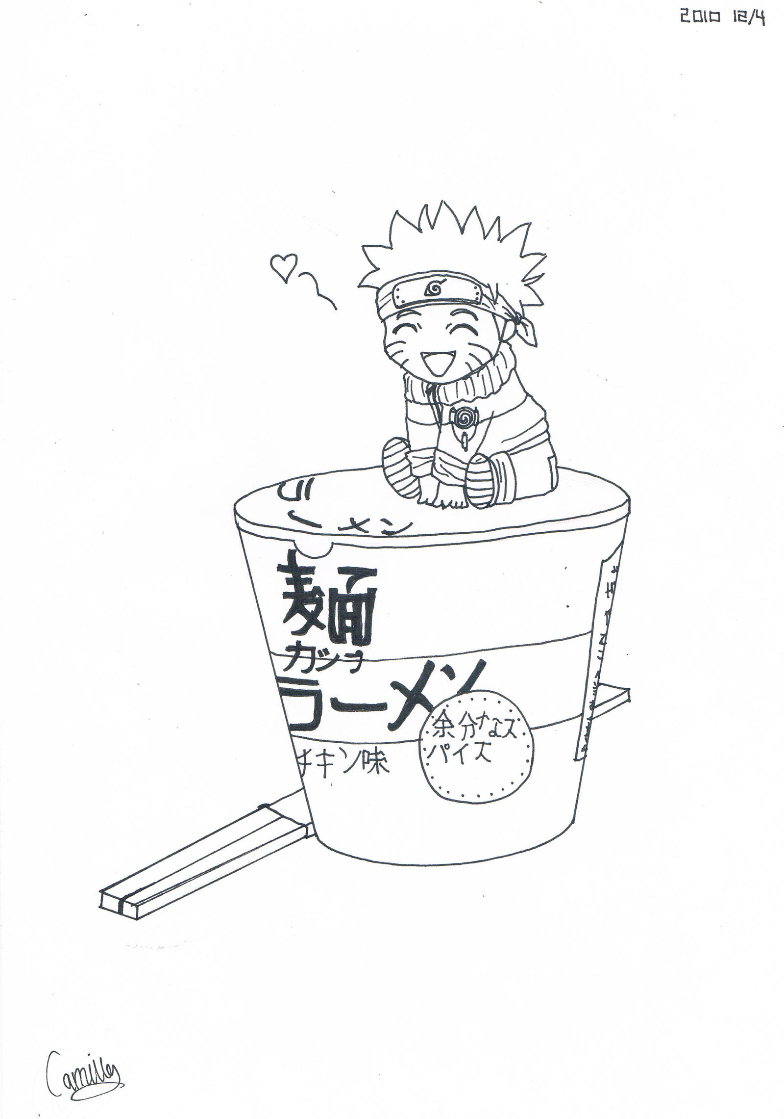 Cute naruto chibi by lrakuenl on deviantart - Naruto chibi images ...