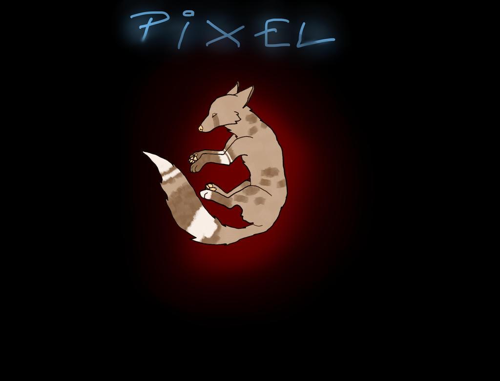 Pixel - Digital Art by AuroreMaudite09