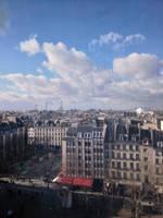 View on Paris by AuroreMaudite09