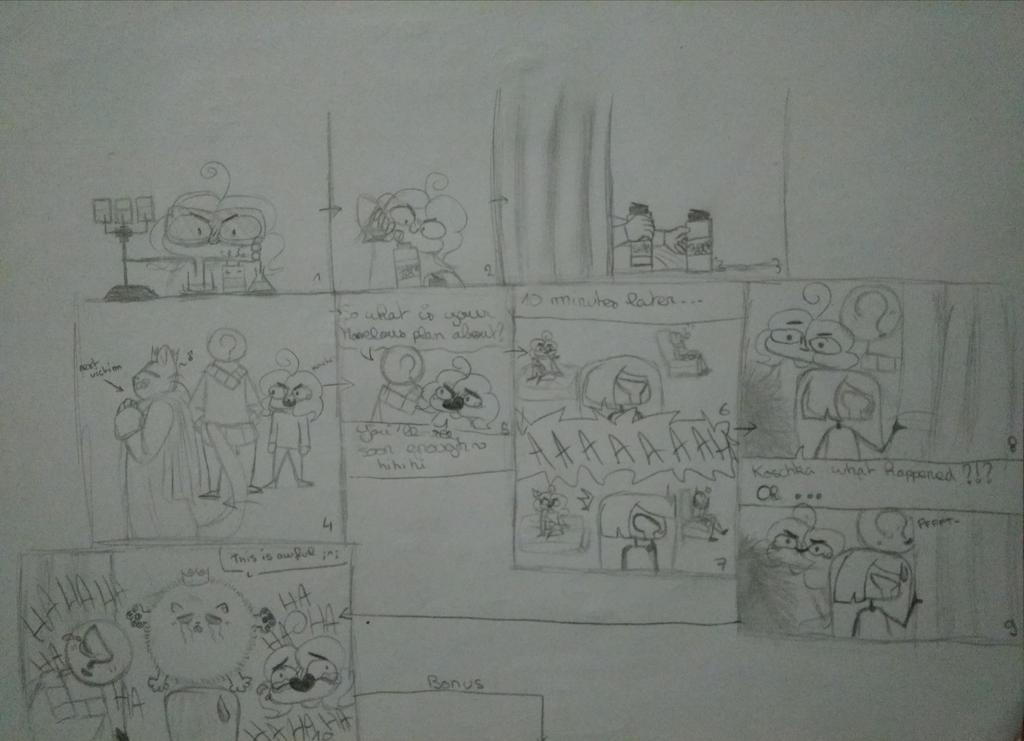 MHFA - the fluffy plan(bonus) by AuroreMaudite09