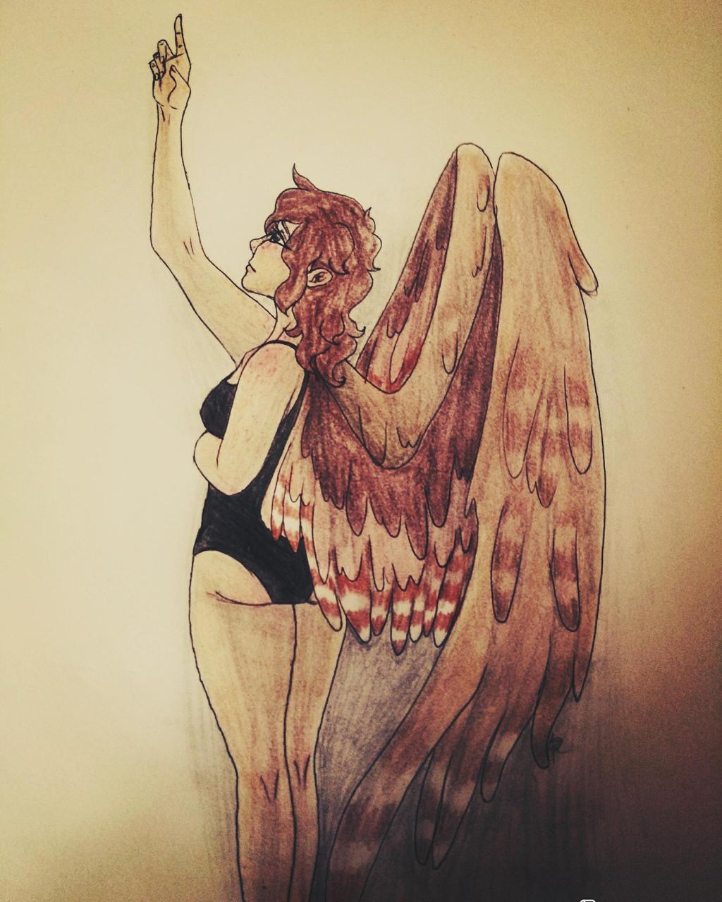 Maliedora - Because even angels go to war by AuroreMaudite09