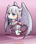 Miss Kobayashi's Dragon Maid - Kamui Kanna