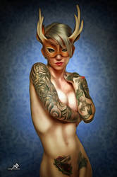 Inked Beauty (14) by inkedbeautyart