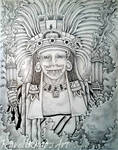 Priest of the New Fire .  .  . ( Teotihuacan )