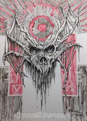 The Kult .  .  . by RuvellKhaosArt