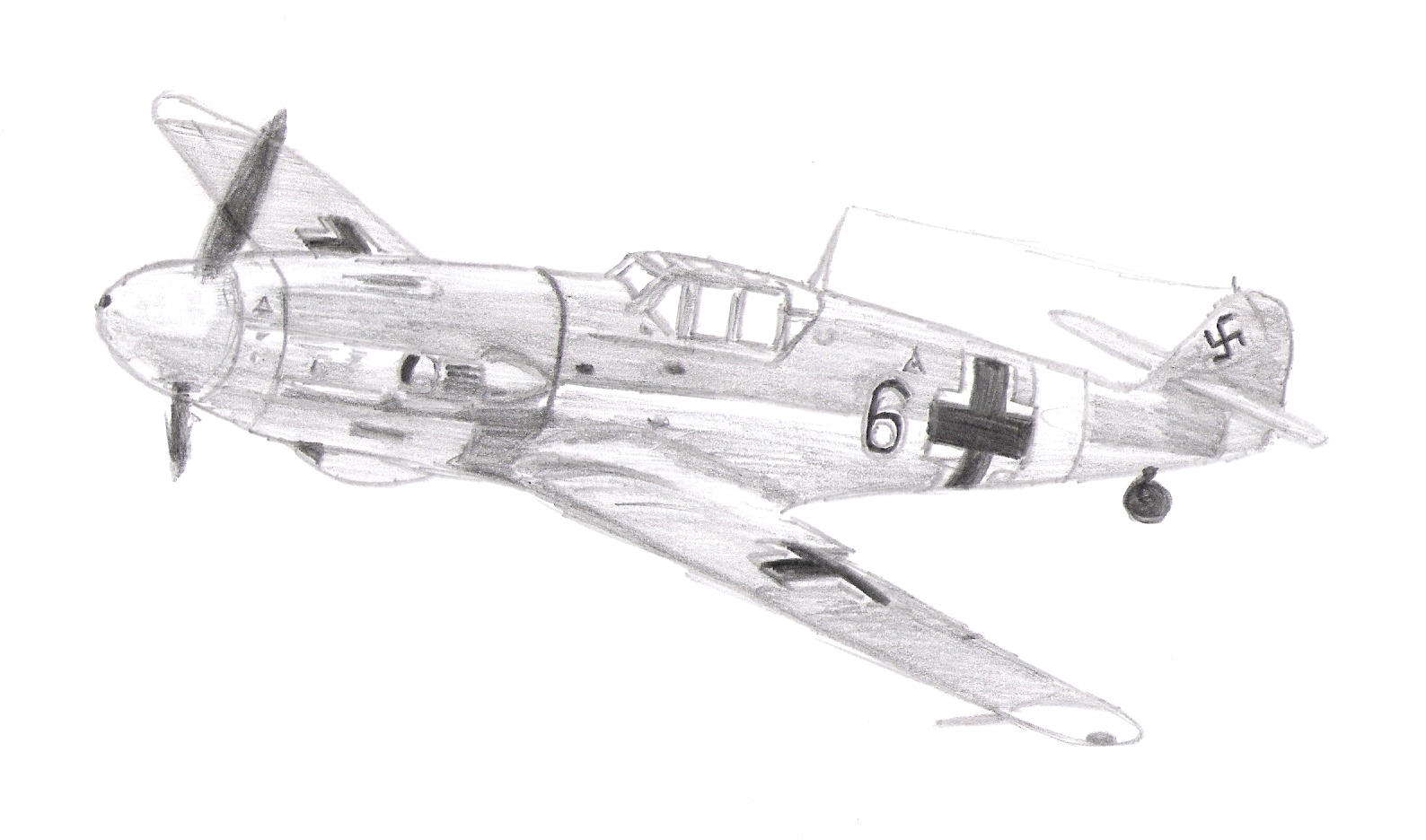 German wwii plane by bobmeh on deviantart