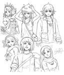 Random Doodles 002