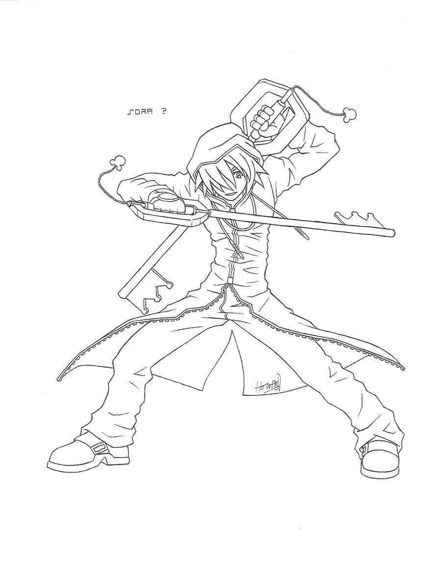Sora? by hahahayuus