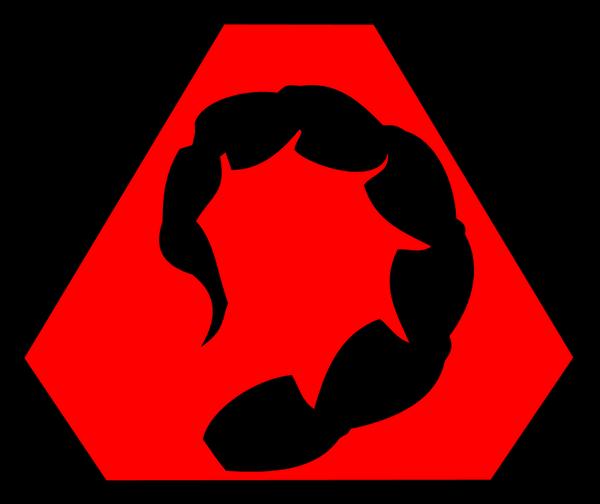 Brotherhood of Nod logo TW I+II by Imzebrony