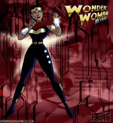 Wonder Woman - Beyond by ReverendTrigster