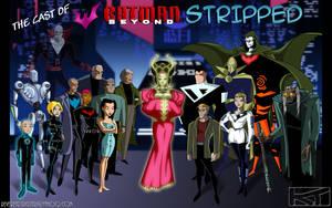 Batman Beyond 'Cast Photo' by ReverendTrigster