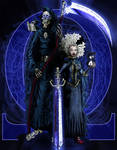 Discworld - Death and Susan