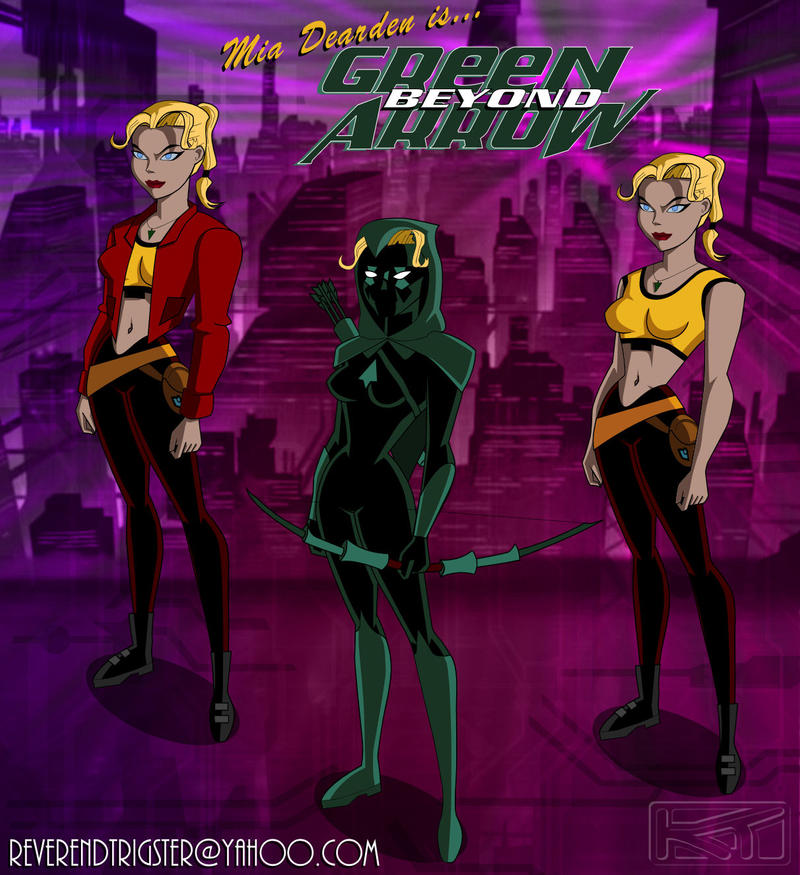 Green Arrow - Beyond by Green Arrow Beyond
