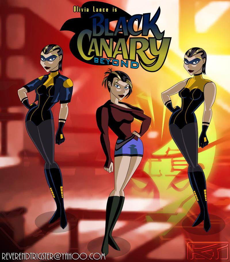 Black Canary Beyond - Redux by Green Arrow Beyond