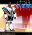 Cyborg - DCAU Titans
