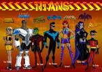 DCAU Titans