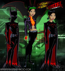 Batgirl Beyond - Redux