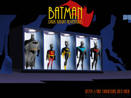 Batman Beyond: BATCAVE by ReverendTrigster