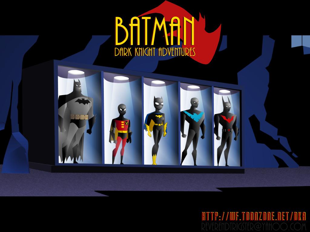 Batman Beyond: BATCAVE by ReverendTrigster