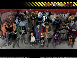 No Mans Land - Animated by ReverendTrigster