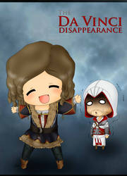 The Da Vinci Dissapearance by Mibu-no-ookami