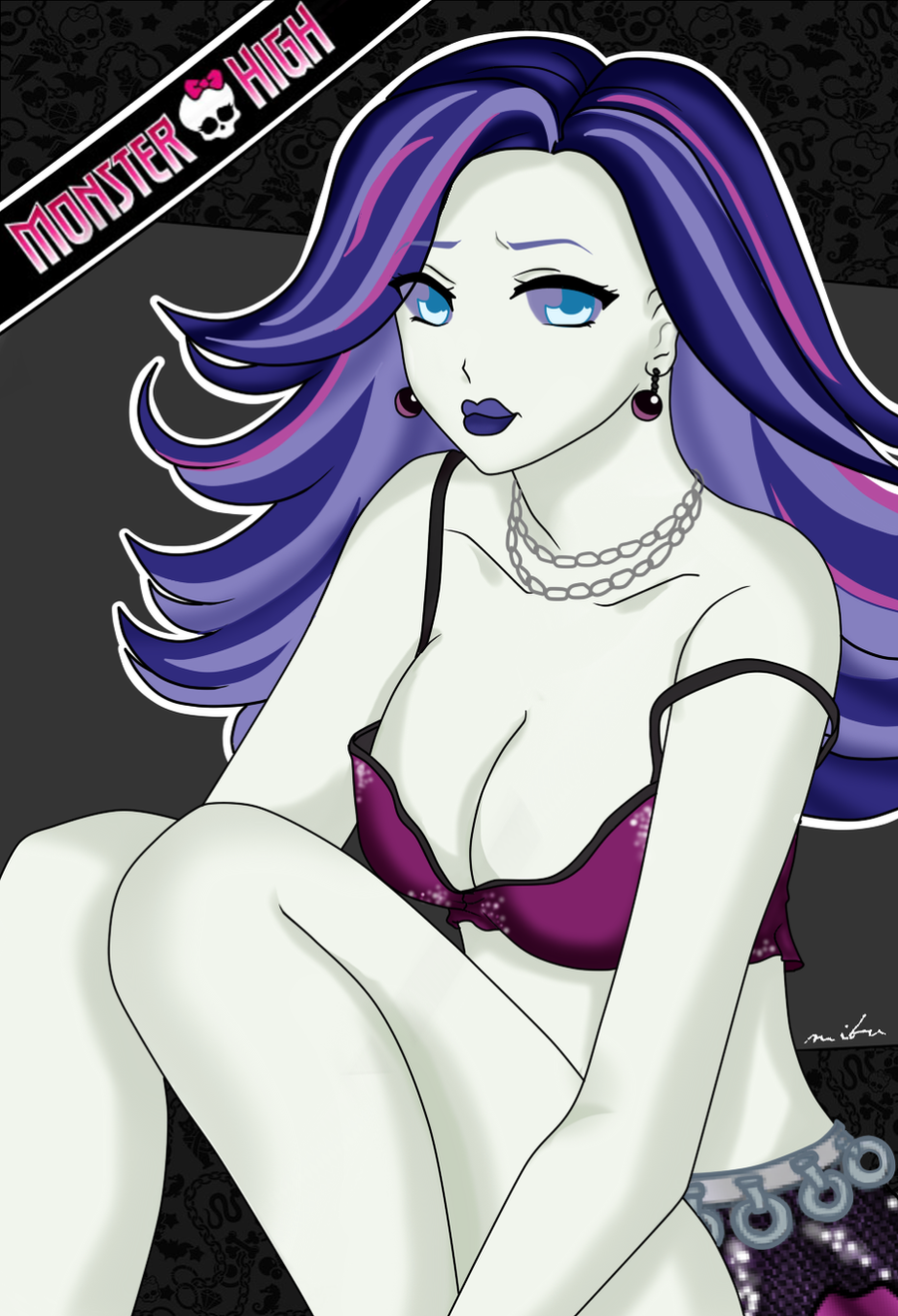 Monster high nudity erotica image