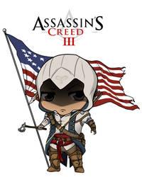 Assassin's Creed III by Mibu-no-ookami