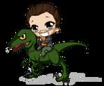 Com - Its a Velociraptor