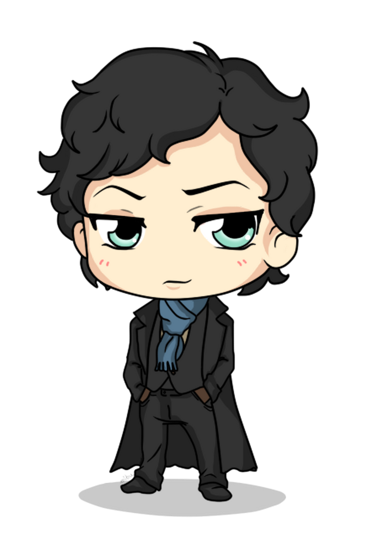 Sherlock by Mibu-no-ookami